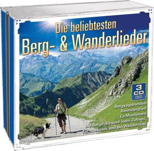 Die beliebtesten Berg- und Wanderlieder