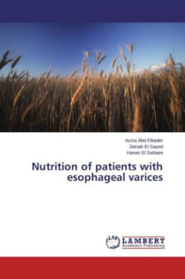 Nutrition of patients with esophageal varices