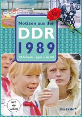 Notizen aus der DDR 1989