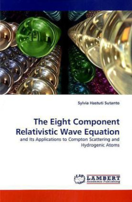 The Eight Component Relativistic Wave Equation
