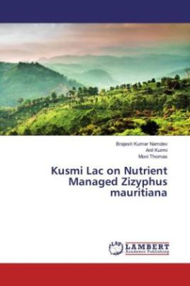 Kusmi Lac on Nutrient Managed Zizyphus mauritiana