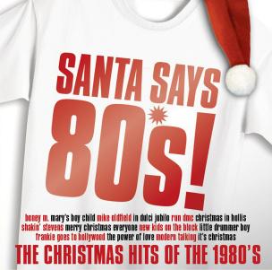 Santa Says 80s