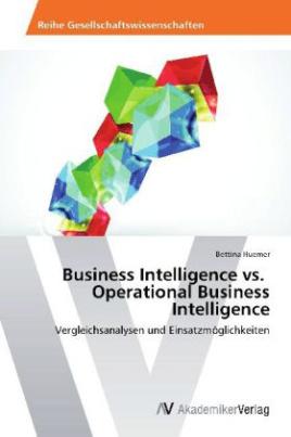 Business Intelligence vs. Operational Business Intelligence