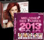 20 Jahre Abenteuer + Melodien des Jahres 2013