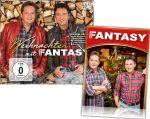 Weihnachten mit Fantasy EXKLUSIV 2 Bonustitel + Fanaufkleber