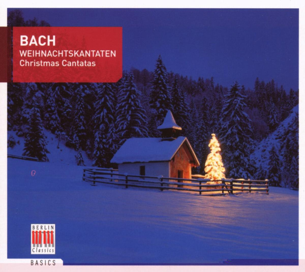 Bach Weihnachtskantaten