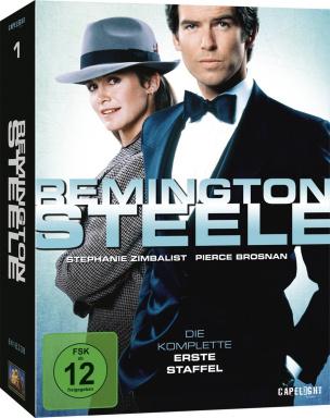 Remington Steele - Die komplette erste Staffel