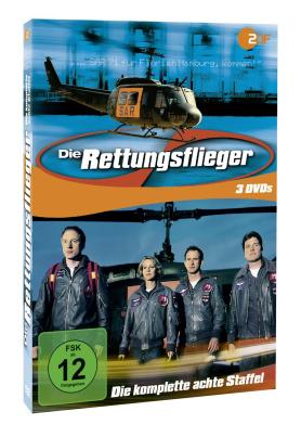 Die Rettungsflieger - Die komplette 8. Staffel