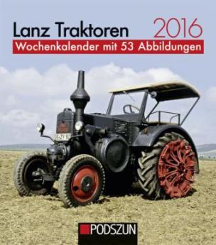 Lanz Traktoren 2016