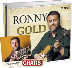 Ronny - Gold EXKLUSIV + Autogrammkarte