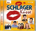 Schlagerküsse 30 Stars - 30 Hits