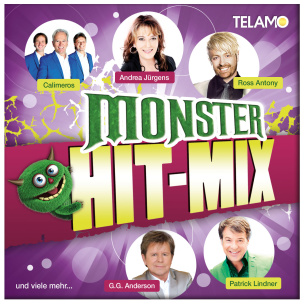 Monster Hit Mix 2015