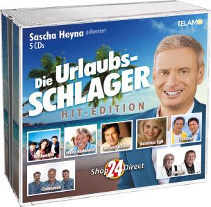 Sascha Heyna präsentiert: Die Urlaubs-Schlager Hit-Edition