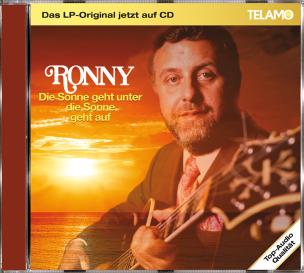 Ronny - Das LP-Original jetzt auf CD: Die Sonne geht unter die Sonne auf