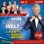 Meine Schlagerwelt - Die Party mit Ross Antony - Vol. 3