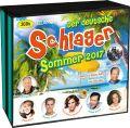 Der deutsche Schlager Sommer 2017