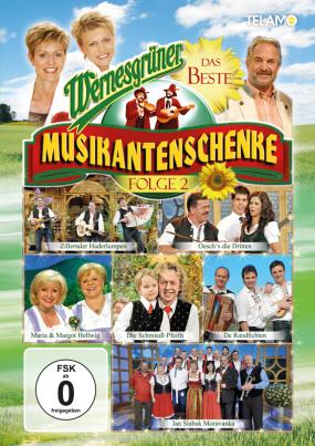 Wernesgrüner Musikantenschenke - Das Beste Teil 2