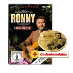 Ronny - Das Beste + LIMITIERTE Gedenkmünze