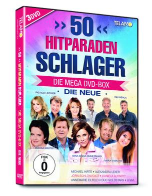 50 Hitparaden Schlager - Die Neue
