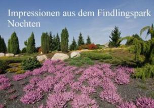 Impressionen aus dem Findlingspark Nochten (Posterbuch DIN A4 quer)