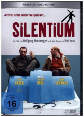 Silentium, 1 DVD