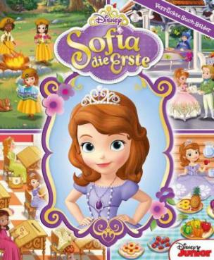 Sofia die Erste - Verrückte Suchbilder