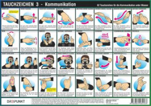 Tauchzeichen 3 - Kommunikation