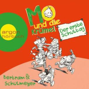 Mo und die Krümel, 2 Audio-CDs