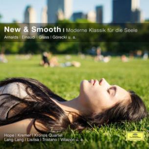 New & Smooth - Moderne Klassik für die Seele, 1 Audio-CD