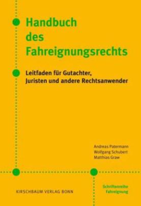 Handbuch des Fahreignungsrechts