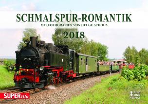 Schmalspur- Romantik Kalender 2018