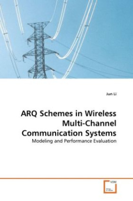 ARQ Schemes in Wireless Multi-Channel Communication Systems
