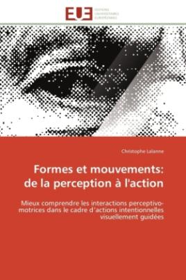 Formes et mouvements: de la perception à l'action