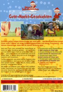 Unser Sandmännchen 3 - Traumhafte Gutenachtgeschichten (DVD)