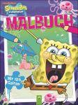 SpongeBob - Malbuch lila