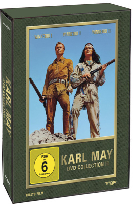 Karl May Collection 3 (3DVD)