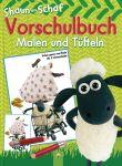 Shaun das Schaf - Vorschulbuch Malen und Tüfteln