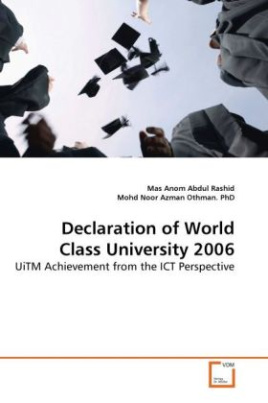 Declaration of World Class University 2006