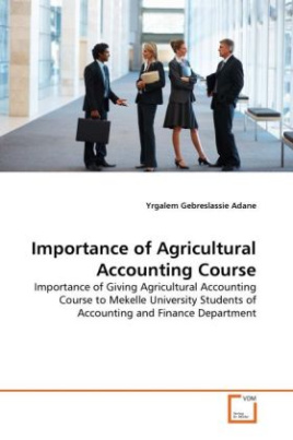 Importance of Agricultural Accounting Course