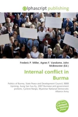 Internal conflict in Burma