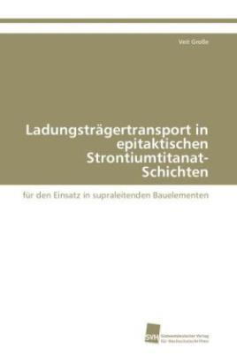 Ladungsträgertransport in epitaktischen Strontiumtitanat-Schichten