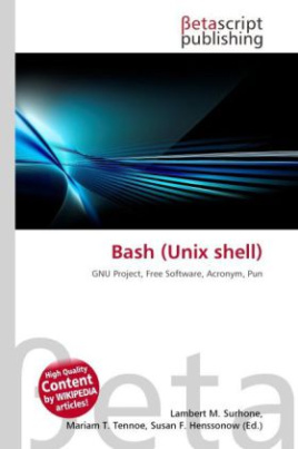 Bash (Unix shell)