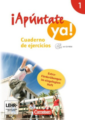 Cuaderno de ejercicios, m. CD-ROM und eingelegtem Förderheft