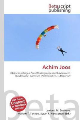 Achim Joos