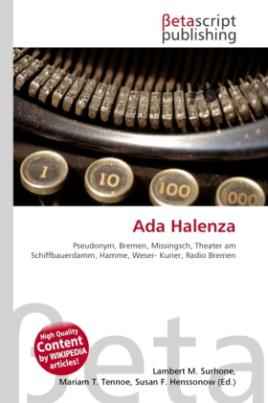 Ada Halenza