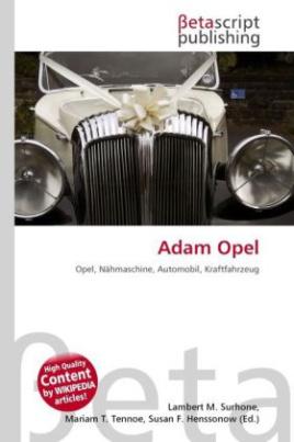 Adam Opel