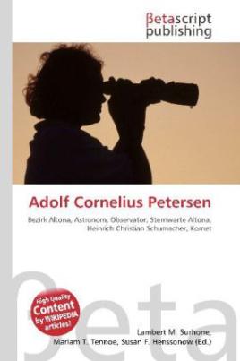 Adolf Cornelius Petersen