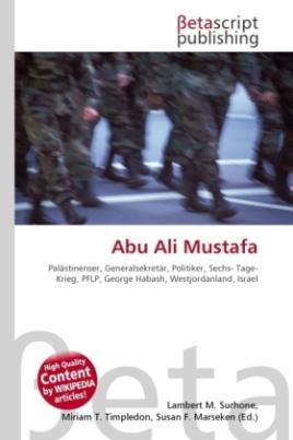 Abu Ali Mustafa