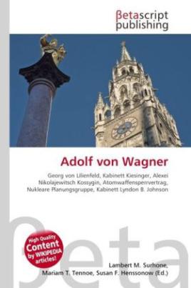 Adolf von Wagner