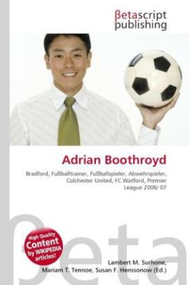 Adrian Boothroyd